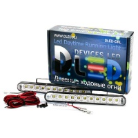 ДХО DLED DRL-127 SMD5050 2x2.75W